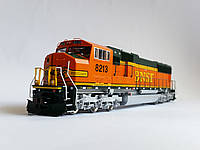Athearn Genesis американский  тепловоз  G6174 HO SD75M Diesel Locomotive BNSF Heritage # 8213