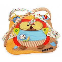 Развивающий коврик Baby Mix TK/3300С Сова