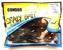 Силіконова принада їстівна Condor (Кондор) SD-80, колір 189, 80мм, 8шт.
