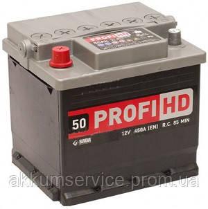 Аккумулятор автомобильный SADA Profi 50AH R+ 450A