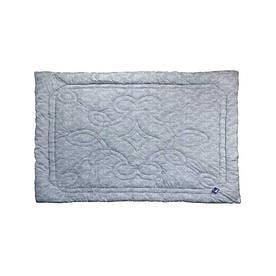 Одеяло зимнее двуспальное (хлопок, 100% овечья шерсть,172х205 см) ТМ Руно 316.02ШУ серый