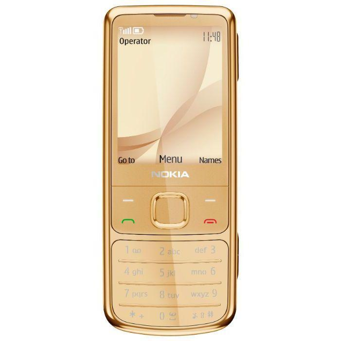 Nokia N6700 classic gold