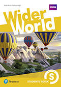 Wider World Starter Student's Book
