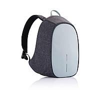 Женский рюкзак с сигнализацией XD Design Bobby Cathy Protection Backpack Синий