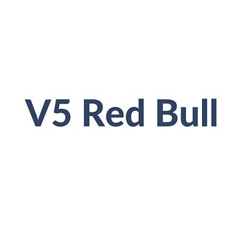 V5 Red Bull