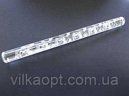 Скалка кондитерская текстурная L 30 cm; t 2,5 cm.