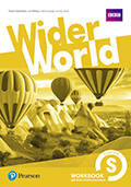 Wider World Starter WorkBook with Online Homework
