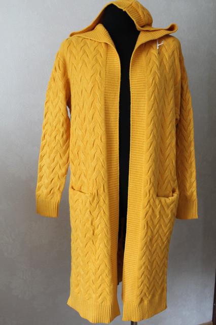 Кардігани і пальто жіночі (Італія, Турція, Китай)
