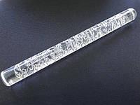 Скалка кондитерская текстурная L 30 cm; t 3 cm.