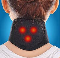 Турмалиновый магнитный воротник для шеи.