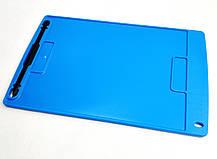 Графический планшет для рисования заметок LCD 8.5 1085A синий, фото 3
