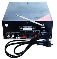 Усилитель звука Bosstron ABS-805U USB SD Караоке, фото 3