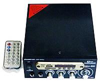 Усилитель звука Bosstron ABS-805U USB SD Караоке, фото 4
