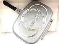 Сковорода гриль двойная BN-552