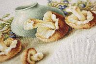 """Набор для вышивания крестом """"Натюрморт с грибами"""""""
