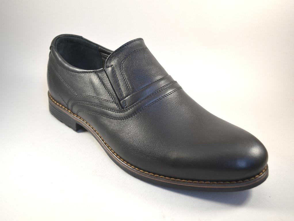 Rosso Avangard BS Felicite Rizz большие туфли мужские кожаные классические черные на резинках 50 размер