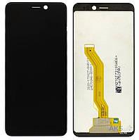 Дисплей (экран) для телефона HTC U12 Life + Touchscreen Black