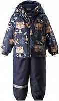 Зимний комплект для мальчика Lassie by Reima Oivi 713732.9-6958. Размеры 86 -  98., фото 1