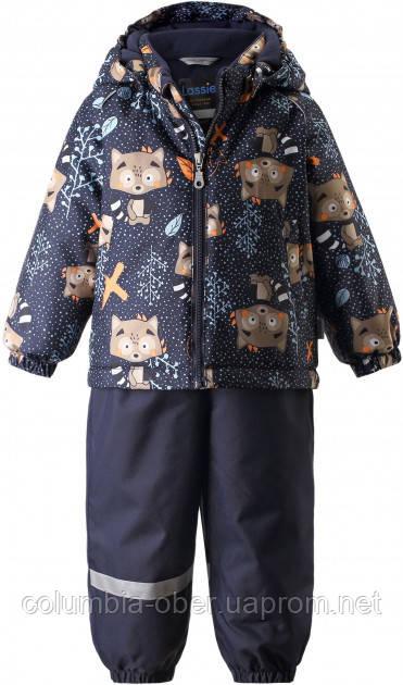 Зимний комплект для мальчика Lassie by Reima Oivi 713732.9-6958. Размеры 86 -  98.