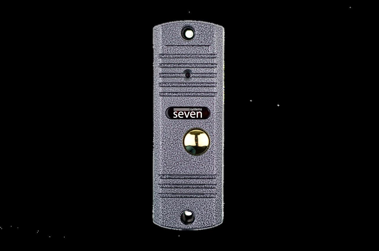 Вызывная панель SEVEN CP-7506 Silver