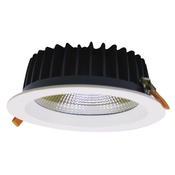 Светодиодный LED светильник ДЕЛЬТА LD 19W 4000K 2200 Lm D230 IP20 встраиваемый, Downlight