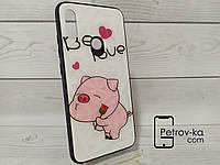 Чехол для смартфона Xiaomi Redmi Note 7 Свинка