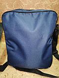 Сумка планшет на плечо PUMA Оксфорд ткань сумка для через плечо только ОПТ, фото 4