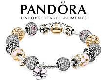 Серебряные украшения Pandora