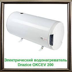 Електричний водонагрівач Drazice OKCEV200 (4кВт)