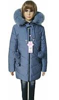 Пальто для девочек 140-164