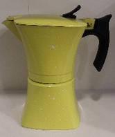 Гейзерная кофеварка 3 чашки литой аллюминий BN-147