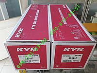 Амортизатор передний Авео Aveo KYB 333417 правый 333418 левый Excel-G