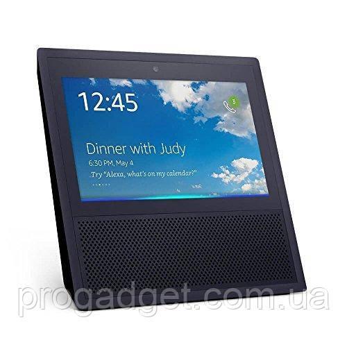 """Amazon Echo Show 1st Умный голосовой помощник с сенсорным экраном 7"""" с голосовой помощницей Alexa + камера 5Mp"""