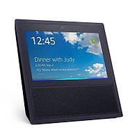 """Amazon Echo Show 1st Умный голосовой помощник с сенсорным экраном 7"""" с голосовой помощницей Alexa + камера 5Mp, фото 1"""