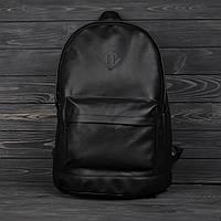 Городской рюкзак Asos ЭКО кожа черный