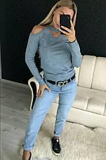 Женская кофта из вискозы, фото 2