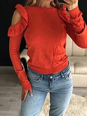 Женская кофта из кашемира, фото 2