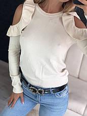 Женская кофта из кашемира, фото 3