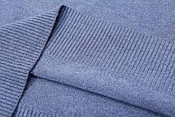 Гольф / свитер женский Glostory голубой, фото 3