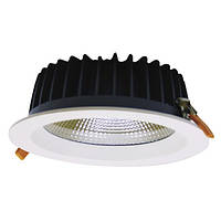 Светодиодный LED светильник ДЕЛЬТА LD 33W 4000K 3300 Lm D230 IP20 Downlight