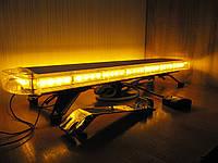 Световая панель LED64-86см. оранжевого(жёлтого) цвета. https://gv-auto.com.ua