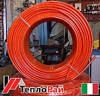 Итальянская Труба для теплого пола FEROLLI PEX-A 16x2 Оранжевая (ORANGE) Италия