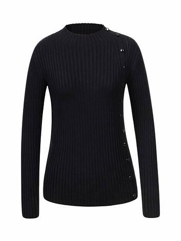 Гольф / свитер черный, фото 2