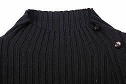 Гольф / свитер черный, фото 3
