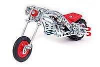 """Конструктор металевий """"Мотоцикл ТехноК"""", 4807 (10шт) в кор. 20.5 х 16 х 4 см"""