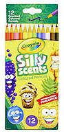 Набір олівців Крайола з запахом Crayola Silly Scent Pencils
