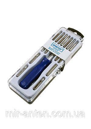 Отвертка с насадками Student tools kit