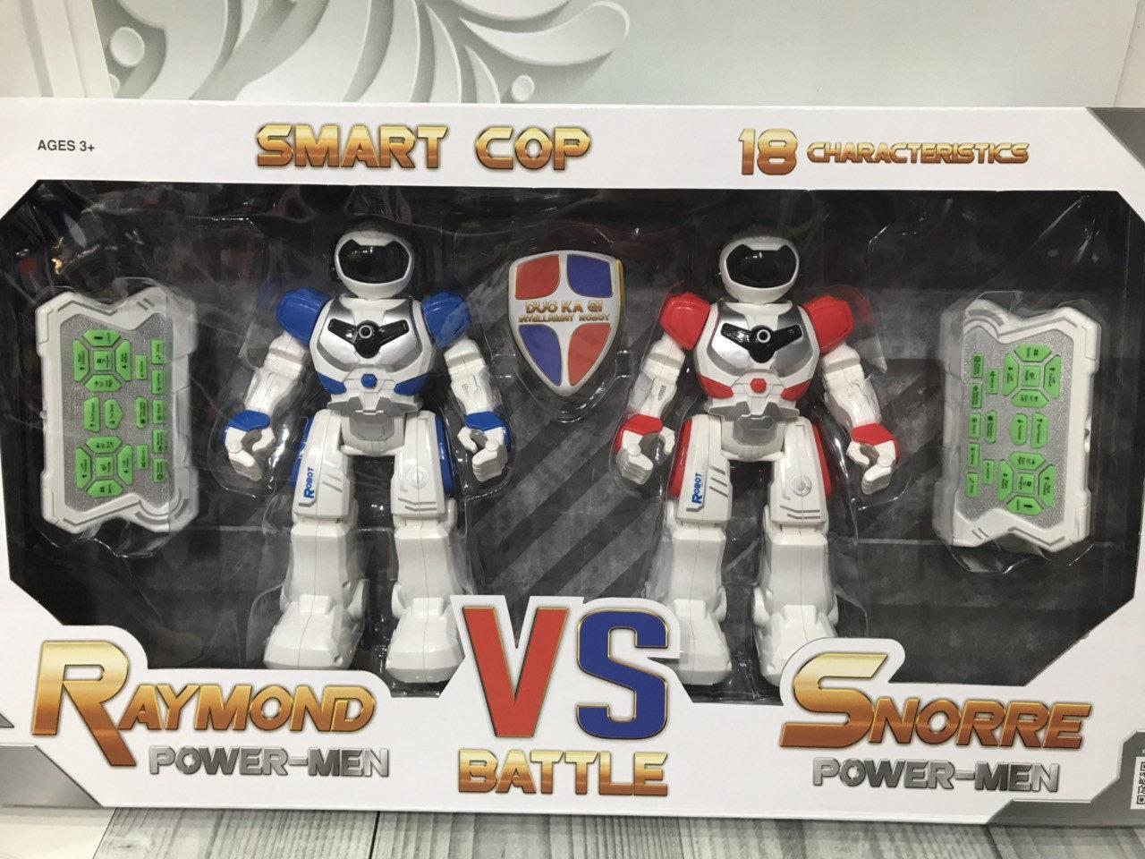Роботы бойцы батл