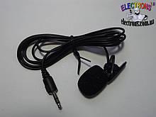 Микрофон с прищепкой на клипсе, петличка, микрофон с клипсой на одежду,  Мелитополь