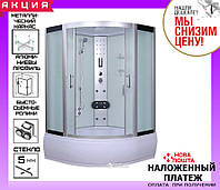 Гидромассажный бокс с глубоким поддоном 150*150 см AquaStream Comfort 150 HW